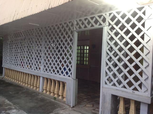 Isidro's Transient House Baler Aurora