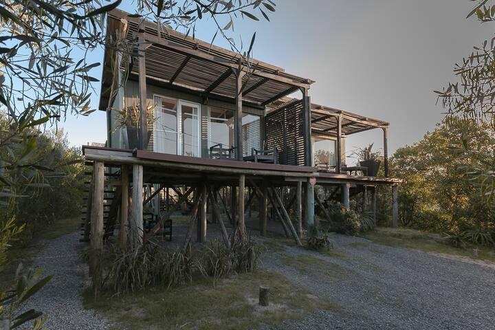 Palafitos One - Wooden Cabins