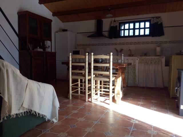 La casita de Soli. Tranquilo y acogedor.
