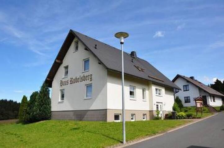 Ferienwohnung im Vessertal, Rennsteig, Thüringer Wald, für 2 Personen