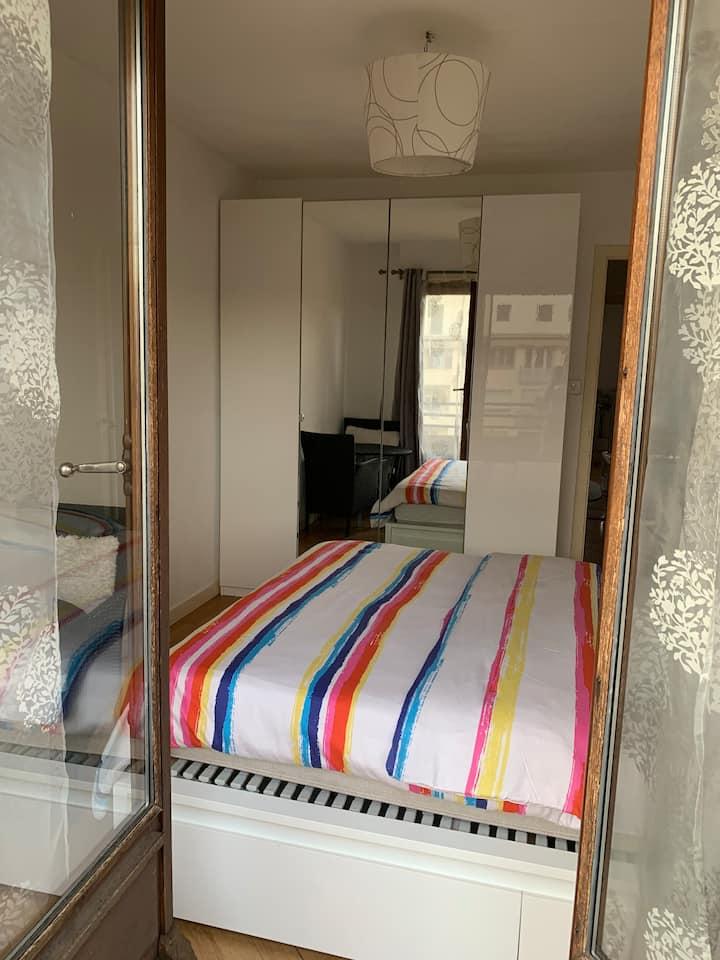 Belle chambre chez l'habitant