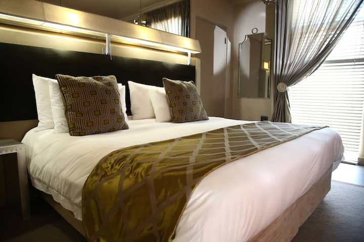 Double Room at The Aviator Hotel