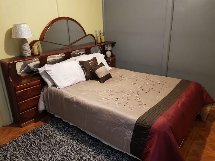 Habitación Privada, Céntrica y Segura