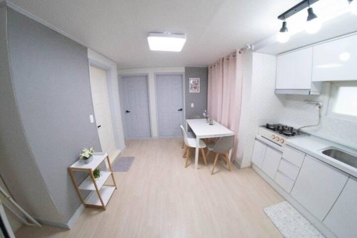 코엑스&삼성중앙역 도보3분 여성전용쉐어하우스 1인실-커피쉐어빌아메리하우스
