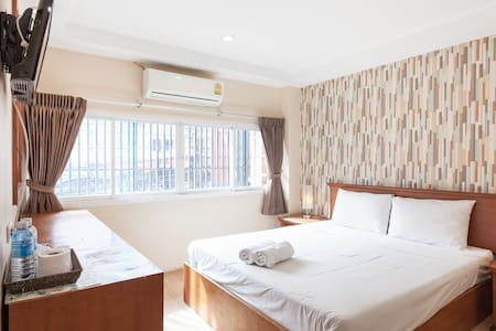 Standard room with Air-conditioner 1 - Phuket - Departamento