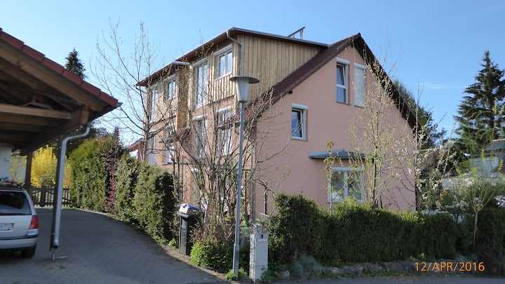 Sunny flat -  close to the Lake - quiet situation