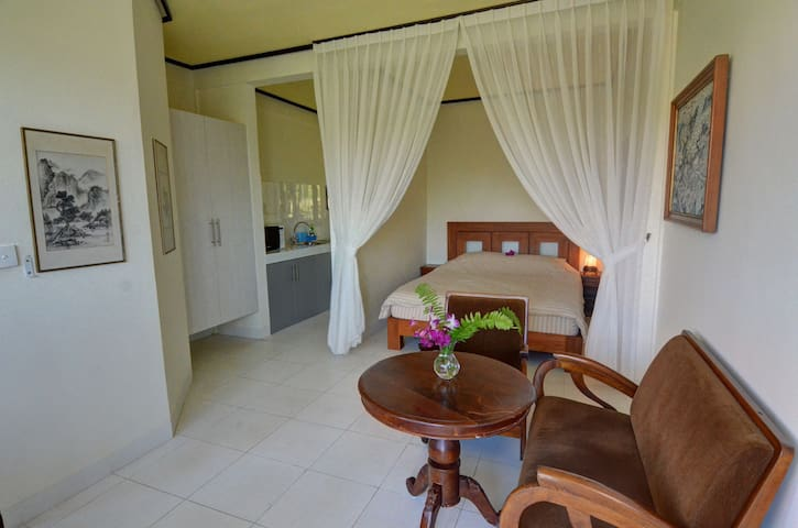 A6  Apartment 38 sqm big/Luxury/own veranda