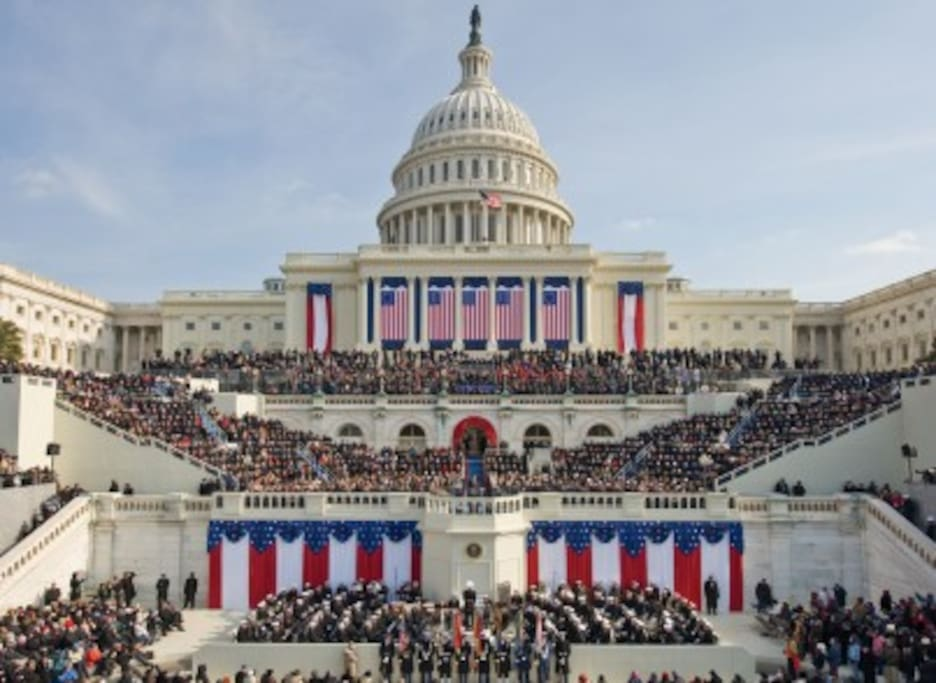 Inauguration if you support Trump