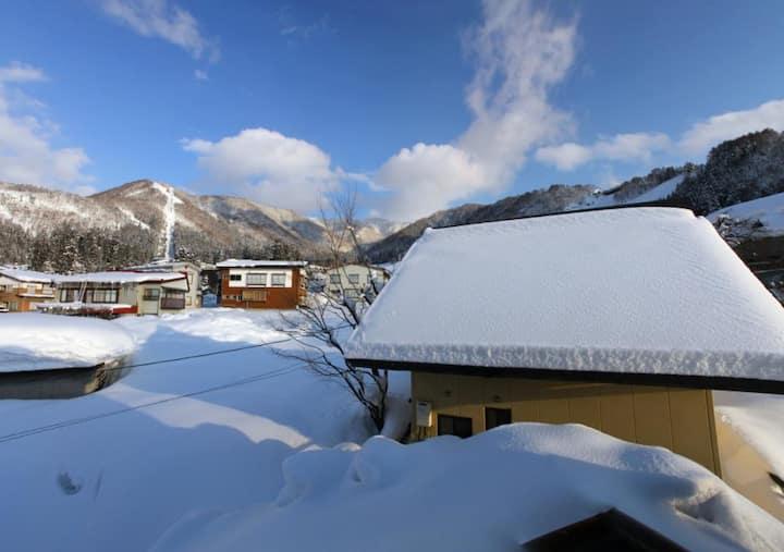 Lodge Nagano Japanese Style Room Ha1