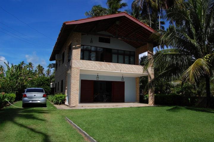 Casa de 2 pavimentos em Burgalhau Maragogi