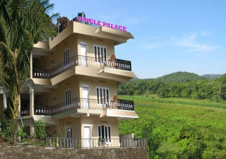 JUNGLE PALACE THEKKADY CALM & QUITE
