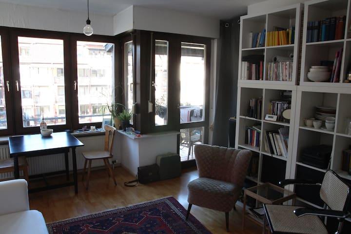 Cozy apartment in nice and central neighbourhood - Heidelberg - Condominio