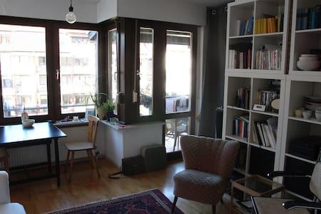 Cozy apartment in nice and central neighbourhood - Heidelberg - Condominium