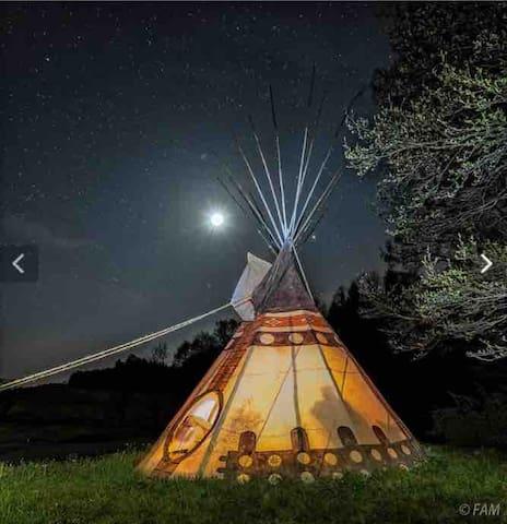 Kanimbia Sioux Glamping