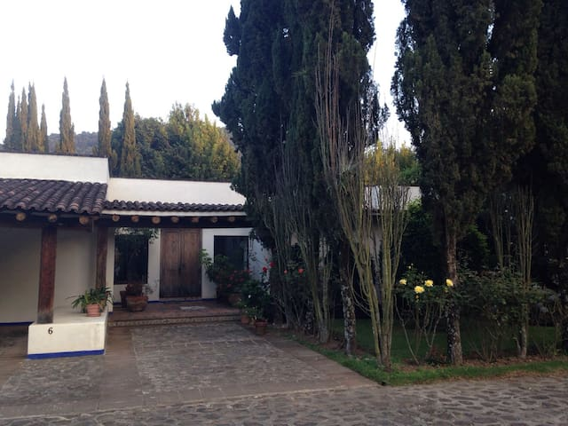 Great weekend house in Malinalco - Malinalco