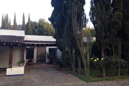 Casa de fin de semana en Malinalco - Malinalco