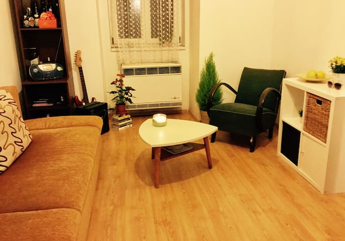 Cosy apartment next to Vyšehrad Castle - Prag - Daire