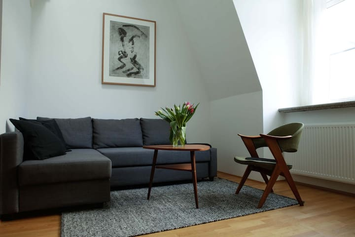 Modern apt. in the heart of Oslo - Oslo - Apartment