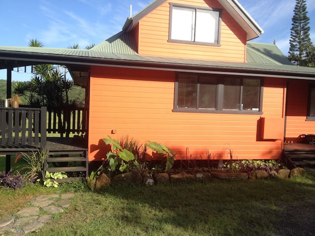 Cosy Weatherboard Cottage - Lennox Head - Haus