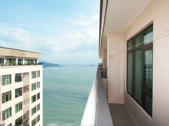 SOHO PENTHOUSE (40.12) - 2BEDROOMS WITH SEAVIEW