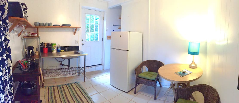 Garden Guest Studio - Haleiwa - Apartmen
