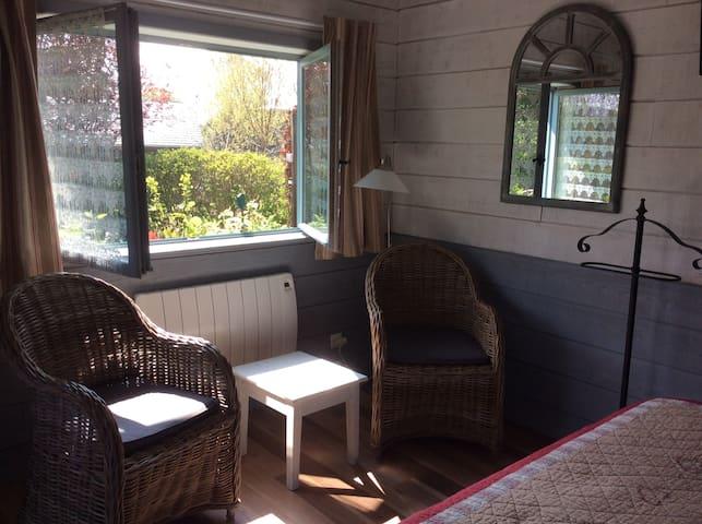 La petite maison   quiétude dans parc paysager - Gussignies - Dům pro hosty