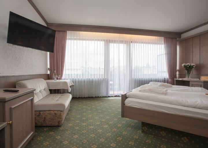 Hotel Hessenhof (Winterberg/Stadt) -, Doppelzimmer Standard mit kostenfreiem WLAN