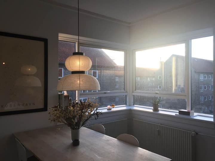 Spacious, classic and central CPH apartment!
