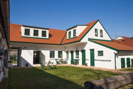 Feel comfortable near Vienna amid our vineyard