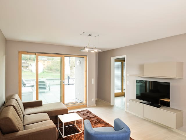 New fully equip. apartment in Luxembourg-City #128