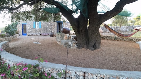 Stimies, Traditional Stone Farm House
