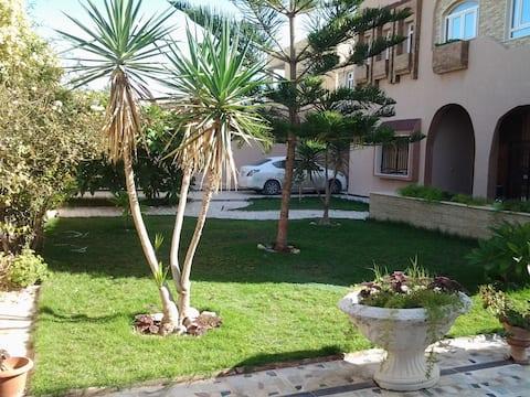 حي غرغور السكني-طرابلس ليبيا