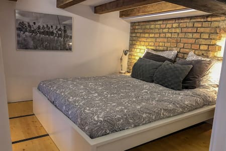 Extraordinary Loft in the heart of Speyer