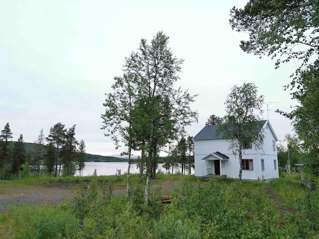 Rent a mountainhouse with sauna in Jäckvik