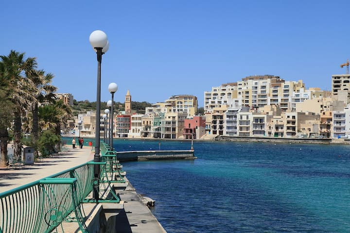 Marsaskala 3 bedroom appartment
