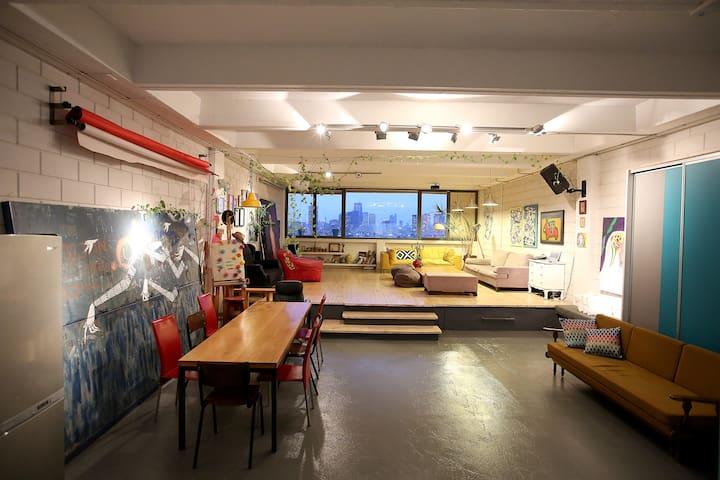 Luxury Urban Loft - Tel Aviv-Yafo - Loft