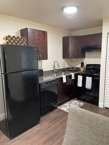 Cozy and Private Apartment 1BR/1BA