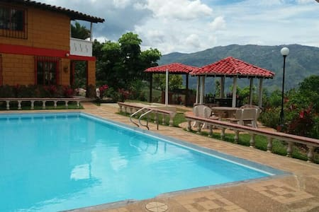 Villa Karla waits for you - girardota