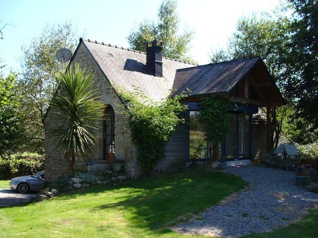 Maison de l'Eté - Quistinic - Luontohotelli