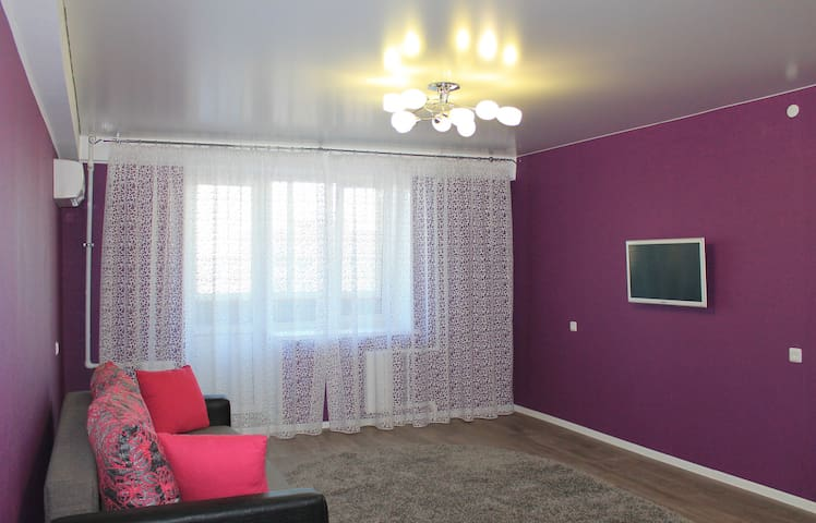 1-комнатные апартаменты Бизнес класса - Набережные Челны