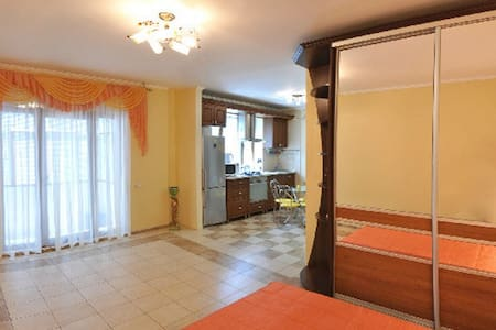 Lux Apartment Studio in City Centre near McDonalds - Mykolaiv - Apartemen