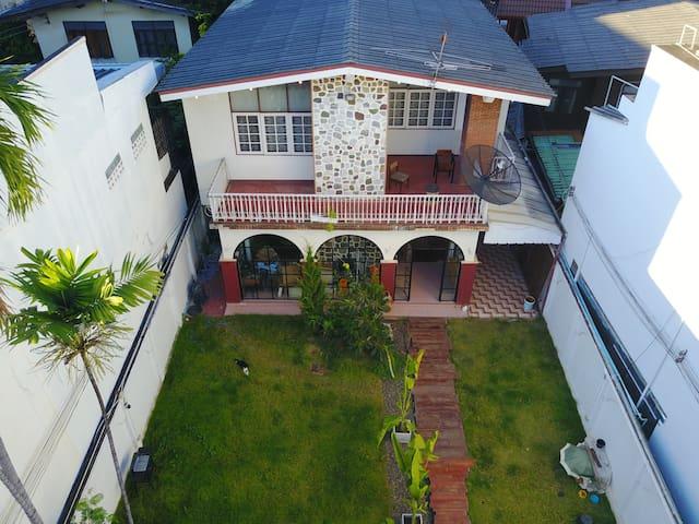 [1] Villa&CozyRoom@GardenHouseNearTha Phae Gate