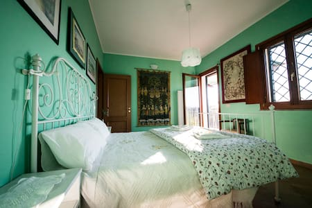 Comfortable rooms, great view - Civitella San Paolo - Bed & Breakfast