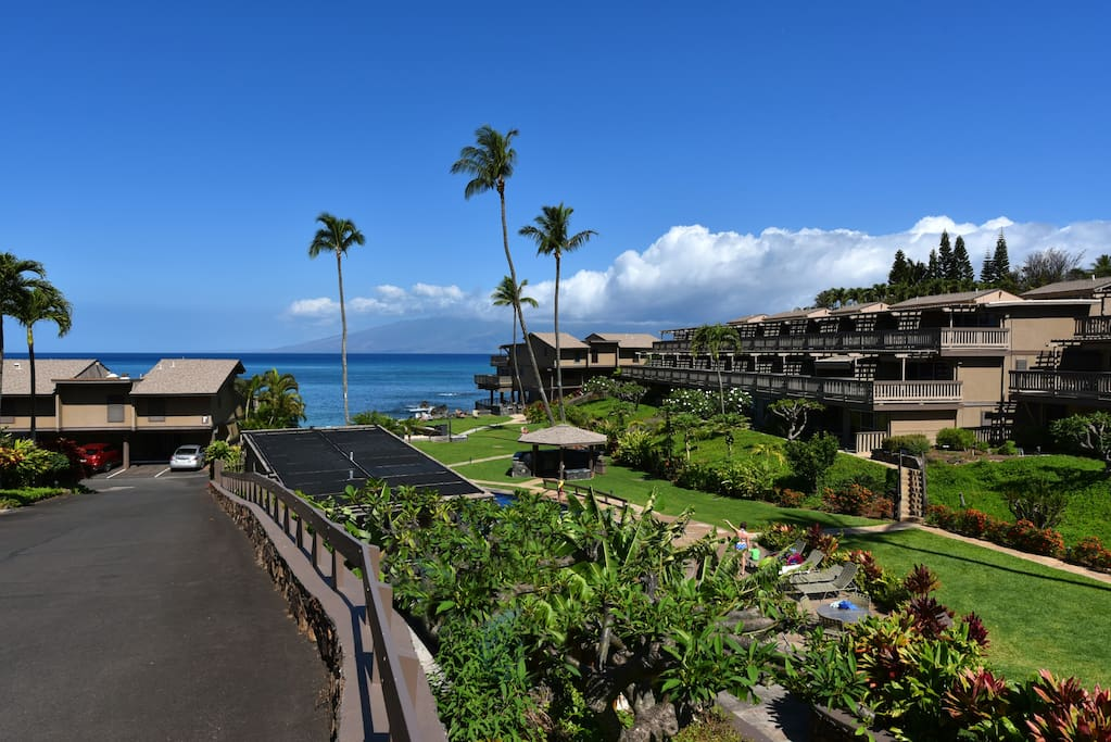 Kahana Sunset Resort!