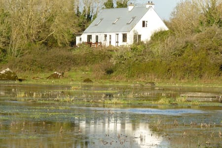 Spacious 4 bedroom retreat in peaceful location - Galway