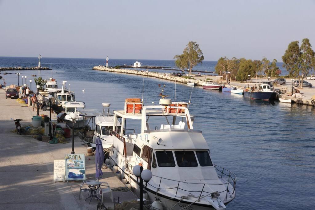 Λιμάνι Γεωργιούπολης-georgioupolis port