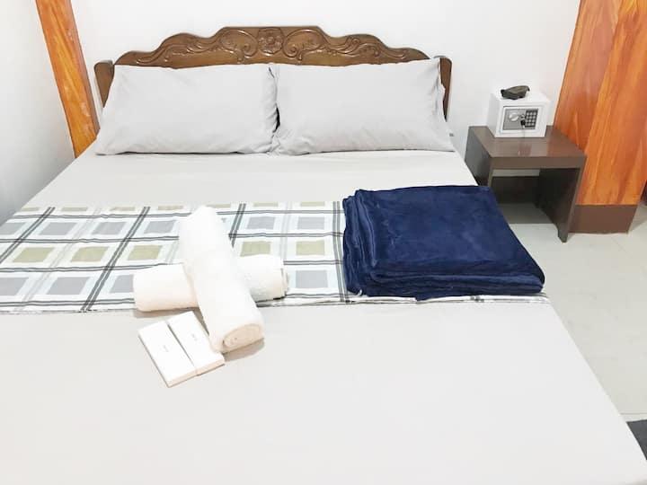 DGA Homestay - R2: Couple Room - Coron Town Proper