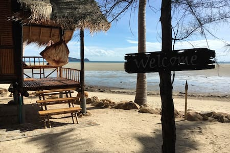 Castaway Beach Bungalows - Your Hammock Awaits.. - Ko Pha-ngan