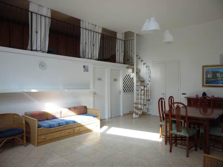 Appartamento vicino al mare, Fregene