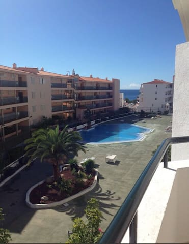 Department For Rent in Los Cristianos Seaview - Arona - Apartamento